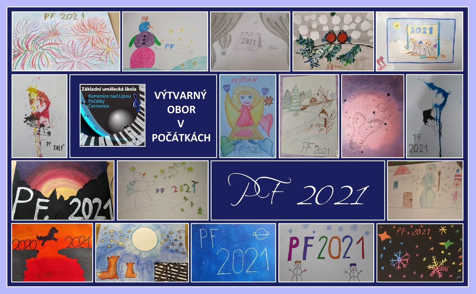 PF 2021 VÝTVARNÝ OBOR